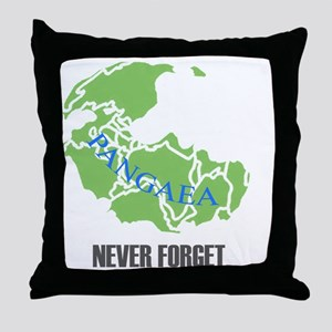 NF Pangaea-1 Throw Pillow